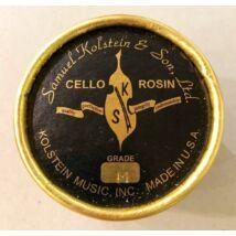 gyanta Kolstein cselló