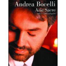 BOCELLI: Arie Sacre (zongora, ének)
