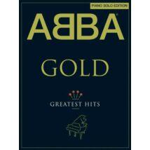 ABBA: Abba Gold - Greatest Hits (zongora)