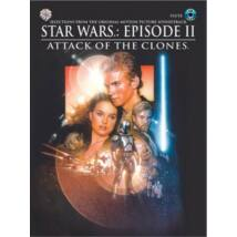 Star Wars Episode II Attack Of The Clones For Piano Zongora