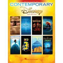 Contemporary Disney Solos Beginning Piano Solo (zongora,filmzene)