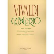 Vivaldi: C-dúr gordonkaverseny (cselló/gordonka és zongora)