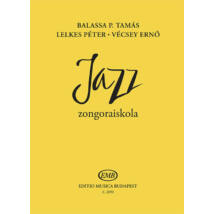Balassa: Jazz zongoraiskola