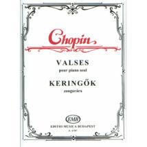 Chopin: Keringők (zongora)