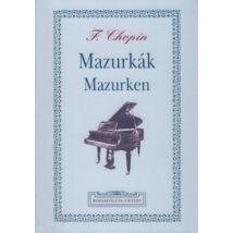 Chopin: Mazurkák (zongora)