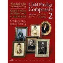 Csodagyermek-zeneszerzők 2. (zongora)