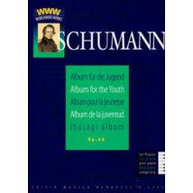 Schumann: Ifjúsági album zongorára op.68. (zongora)