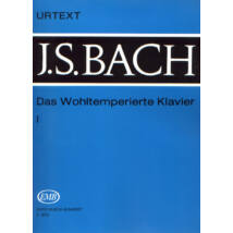 Bach: Das Wohltemprierte Klavier I.(zongora)