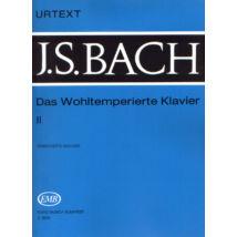 Bach: Das Wohltemprierte Klavier II.(zongora)