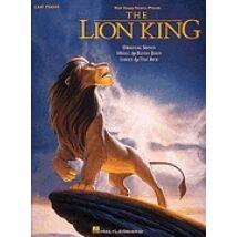 The Lion King: Easy Piano Zongora
