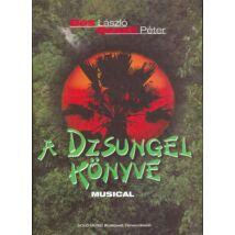 Dés-Geszti: A dzsungel könyve (Ének és zongora)