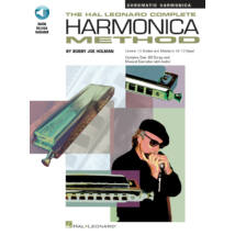 Holman: The Complete Harmonica Method (szájharmonika)