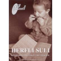 Herfli suli - Szájharmonika iskola kezdőknek CD melléklettel