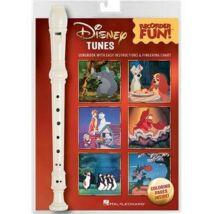Disney Tunes: Recorder Fun! - furulya kottagyűjtemény