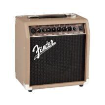 Fender Acoustasonic 15 erősítő, gitárkombó elektroakusztikus gitárhoz 15W