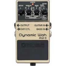 Boss AW-3 wah gitáreffekt pedál