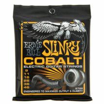 Ernie Ball 09-46 Cobalt Hybrid Slinky - elektromos gitár húrkészlet