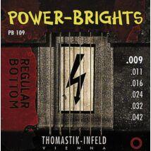Thomastik PB109 - Power Brights - elektromos gitárhúrkészlet