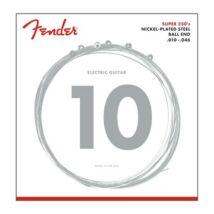 Fender 250R NPS 10-46 - elektromos gitár húrkészlet