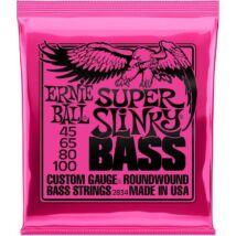 Ernie Ball 45-100 Nickel Wound Bass Super Slinky - basszusgitár húrkészlet
