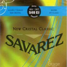 Savarez 540CJ New Cristal High tension klasszikus gitár húrkészlet