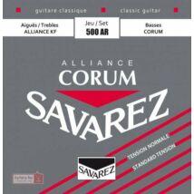 Savarez 500AR Corum Alliance Normal tension klasszikus gitár húrkészlet