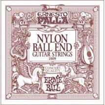 Ernie Ball Black & Gold Nylon Ball End - klasszikus gitár húrkészlet