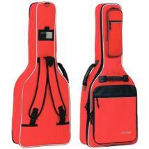 Gewa Economy akusztikus gitár puhatok, 20 mm szivacs bélés,piros