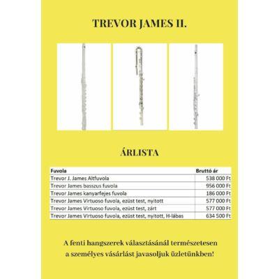 Trevor James fuvolák II.
