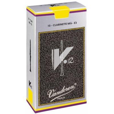Vandoren Esz klarinét nád V12 3