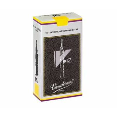 Vandoren szoprán szaxofon nád, V12  2,5