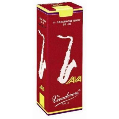 Vandoren tenor szaxofon nád, Java red cut 1