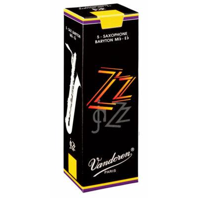 Vandoren bariton szaxofon nád, jazz 2,5 (5db-os)