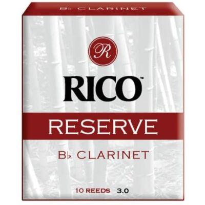 RICO klarinét nád, Reserve Bb 3 (piros)