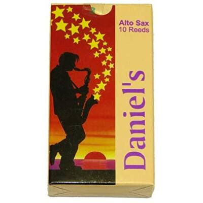 Daniel's alt szaxofon nád 3