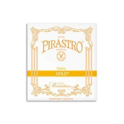 Hegedűhúr Pirastro Gold E (gombos)