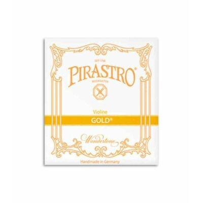Hegedűhúr Pirastro Gold E (hurkos)