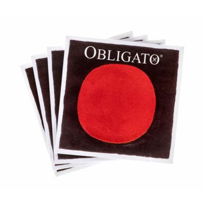 Hegedűhúr Pirastro Obligato készlet Stark  (borítékban)