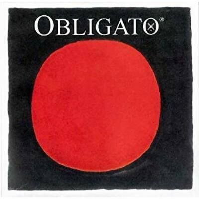 Hegedűhúr Pirastro Obligato A chromstahl/króm