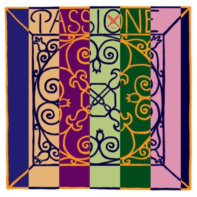 Hegedűhúr Pirastro Passione E gombos (26)