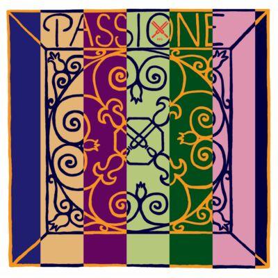 Hegedűhúr Pirastro Passione solo E gombos