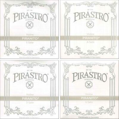 Hegedűhúr Pirastro Piranito készlet A króm