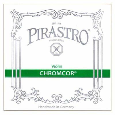 Hegedűhúr Pirastro 3/4 - 1/2 Chromcor E
