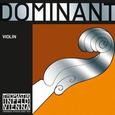 Hegedűhúr Thomastik Dominant E alumínium medium (hurkos) soft