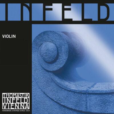 Hegedűhúr Thomastik Infeld Blau E ónozott szénacélszál