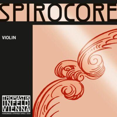 Hegedűhúr Thomastik Spirocore E alumínium