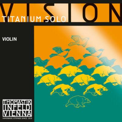 Hegedűhúr Thomastik Vision Titanium solo E