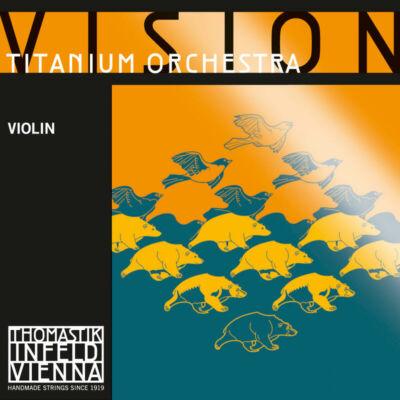 Hegedűhúr Thomastik Vision Titanium Zenekari E