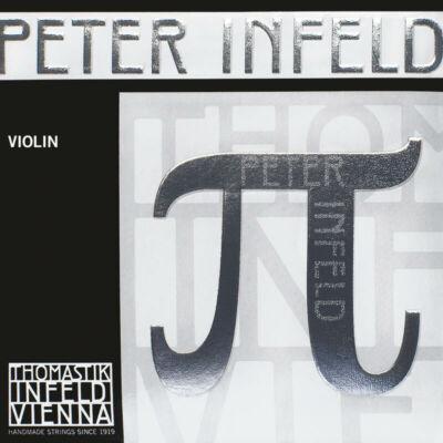 Hegedűhúr Thomastik Peter Infeld készlet (Platinum E-vel)