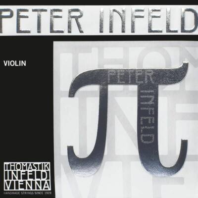 Hegedűhúr Thomastik Peter Infeld E aranyozott